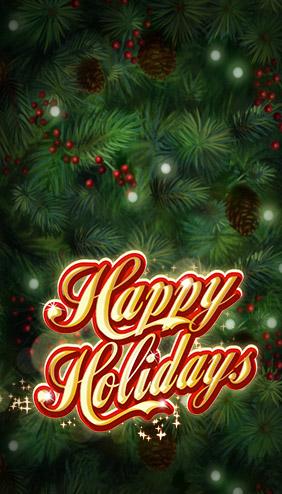 Mangi Mangu Happy Holidays Videoslots Chanz
