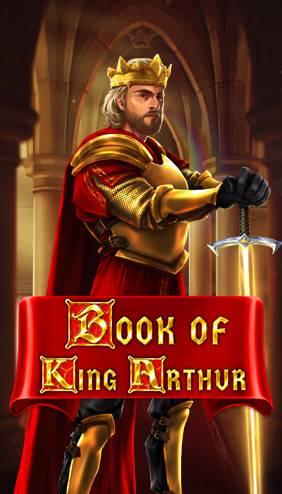 book of King Arthur hlavní stránka